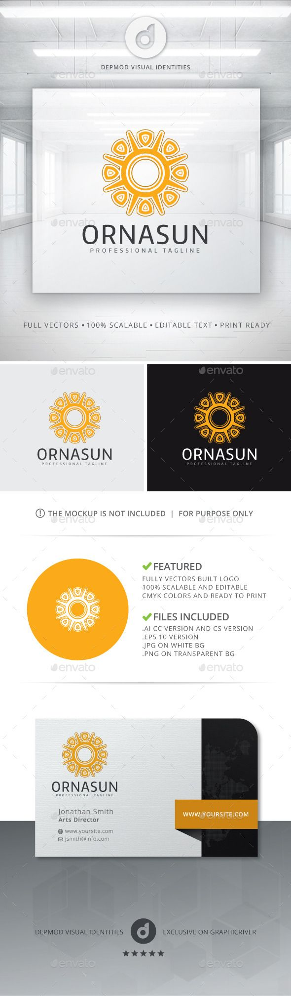 Ornasun Logo (JPG Image, Vector EPS, AI Illustrator, Resizable, CS, abstract, abstract sun, ancient, brand, branding, crest, distinguished, elegant, emblem, gold, identity, jewel, jewelery, jewelry, medal, medalion, myth, mythical, ornament, professional, ray, refined, shield, sun, sunny, tattoo, tribal, vintage, yellow)
