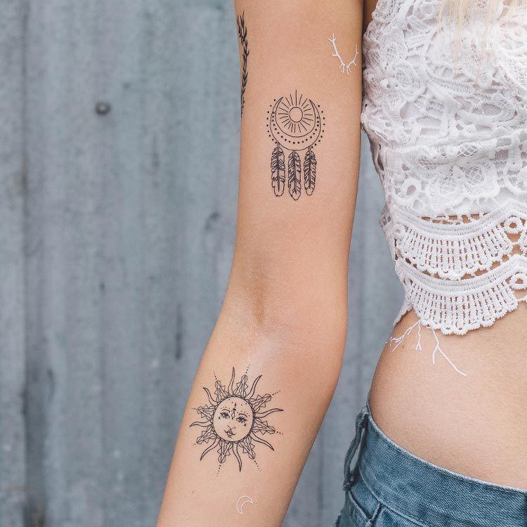 abe6589fcfa39 Go Outside | Tattify | Tatoos/Hennas | Tattoos, Cute tattoos, Scale ...
