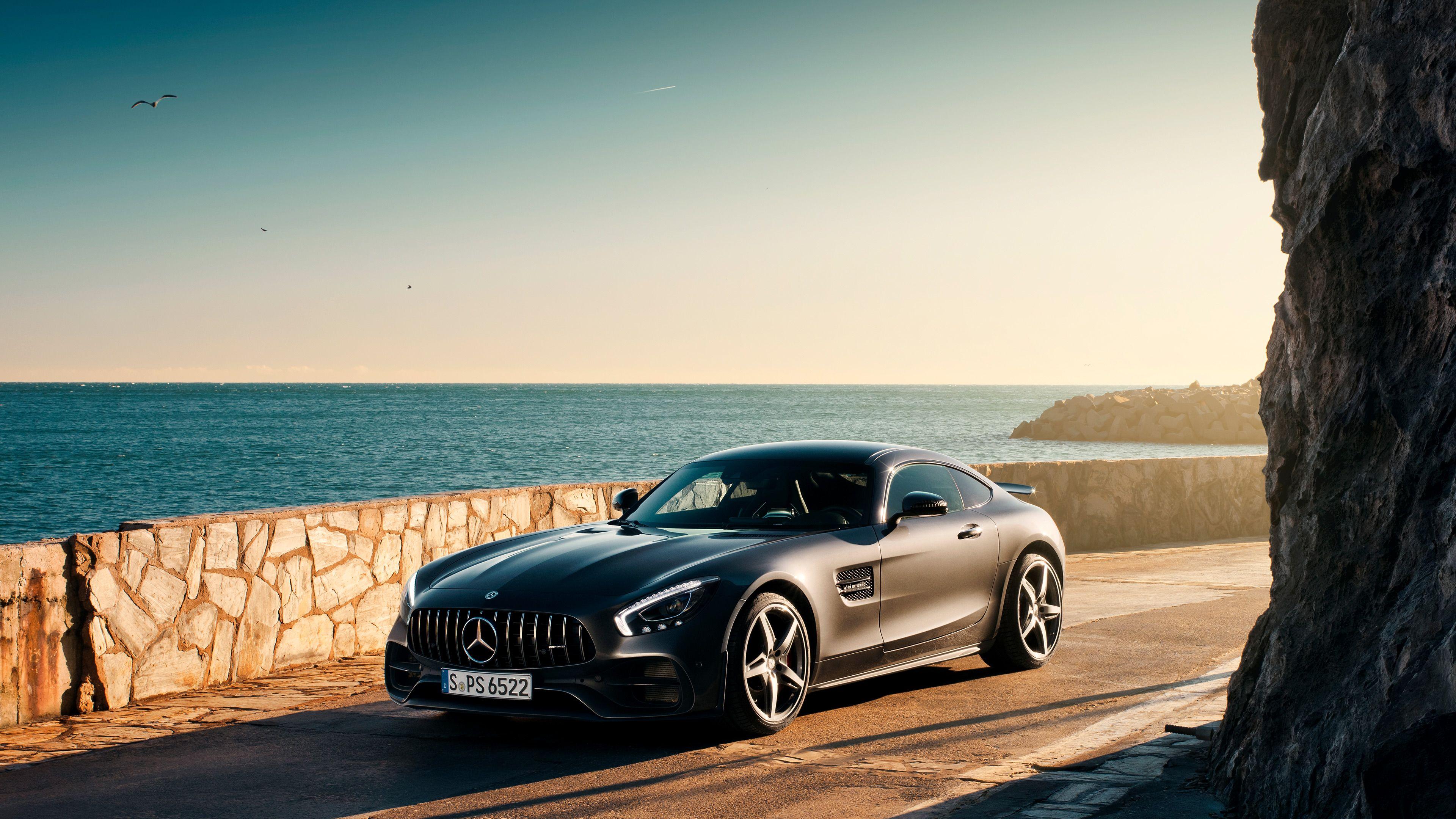 Wallpaper 4k Black Mercedes Benz Amg Gt 4k 2019 Cars Wallpapers