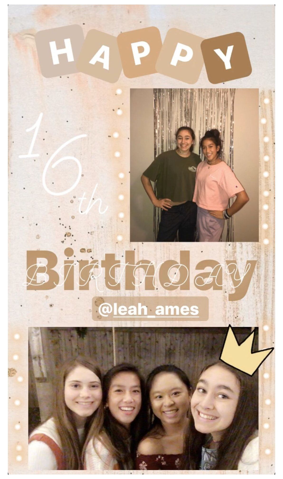 Birthday Story Ideas Happy Birthday Insta Story Template Super Easy Way To Wish In 2020 Birthday Post Instagram Selfie Ideas Instagram Ideas For Instagram Photos