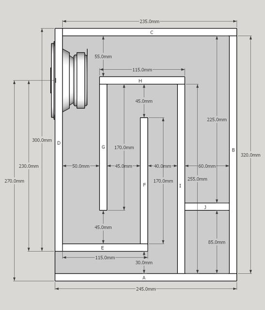 kbh unten 34 24 5 abmessungen systems lautsprecher. Black Bedroom Furniture Sets. Home Design Ideas