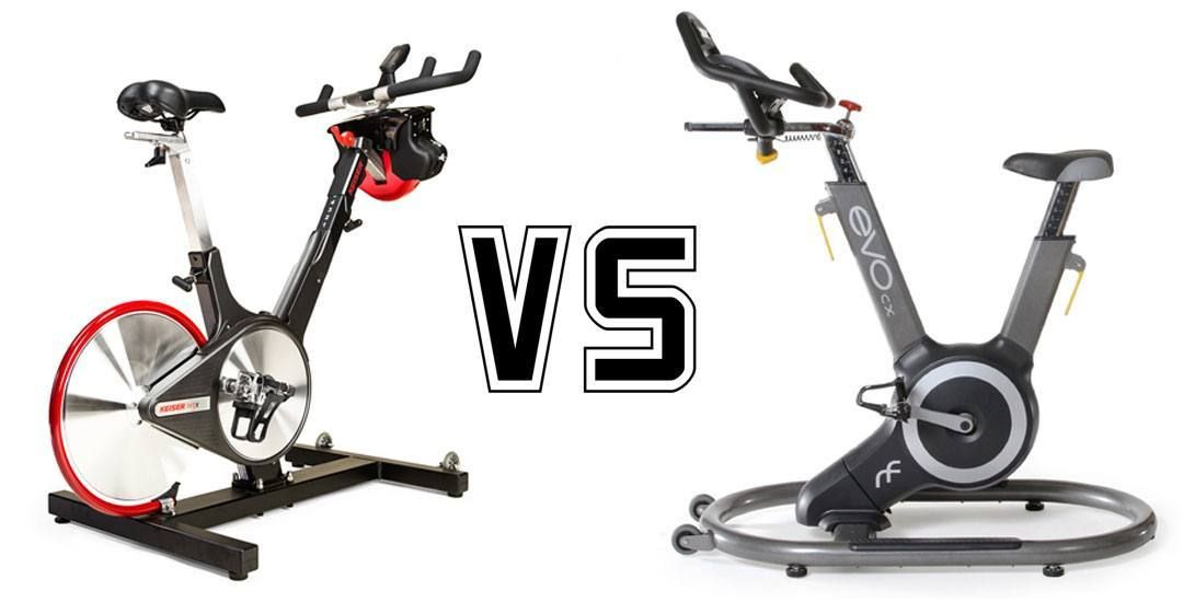 Keiser M3 Plus Vs Evo Cx Fitness Bike Comparison Between The Two