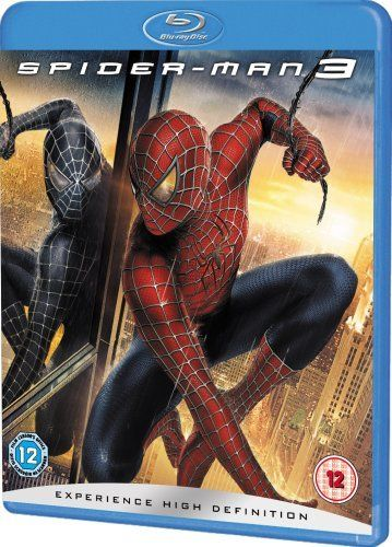 Spider-Man 3 [Blu-ray] [2007][Region Free] Blu-ray ~ Tobey Maguire, http://www.amazon.co.uk/dp/B000TCSWA4/ref=cm_sw_r_pi_dp_WbRsrb10XMRK4