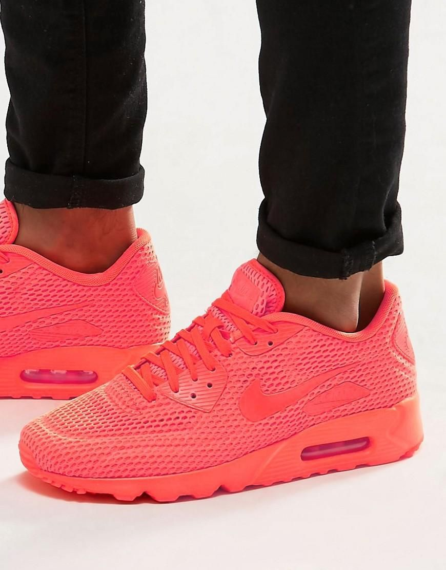 nike air max 90 ultra breathe trainer