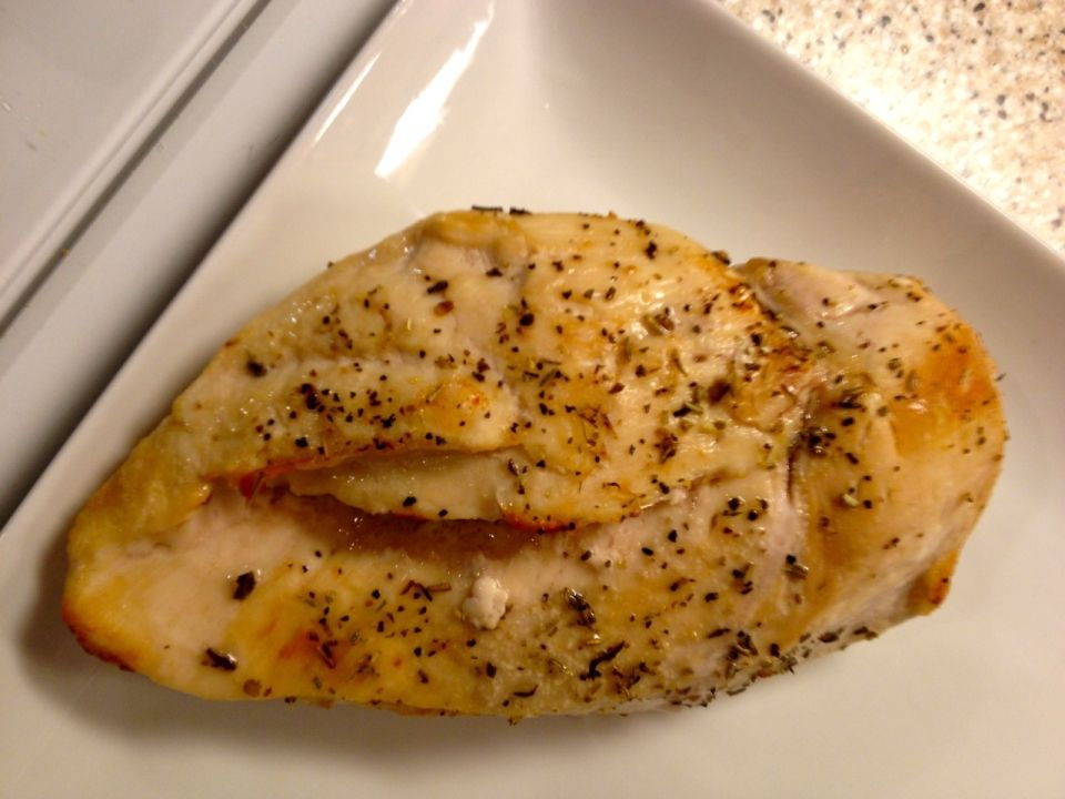 Oven Roasted Chicken Breasts I Use This For My Frozen Chicken Breasts