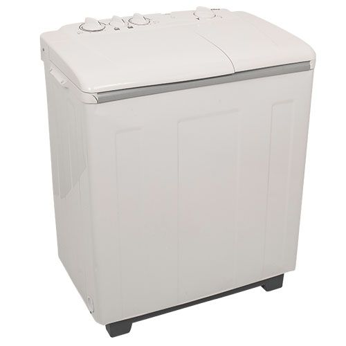 Danby DTT100A1WDB White 29 Inch Wide 2.3 Cu. Ft. Capacity Portable Washer  With Overflow Protection   Compactappliance.com