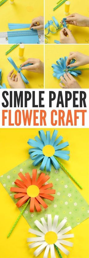 15 Amazing Diy Paper Crafts Tutorials For Your Kids Mothers Day