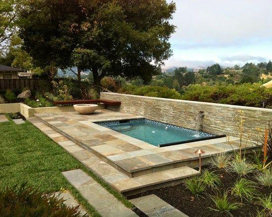 Dise os de jardines para casas modernas dise o de for Disenos de piscinas para casas pequenas