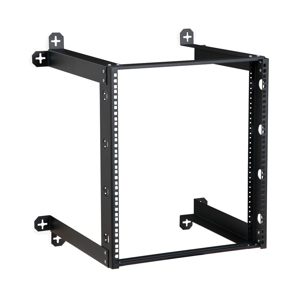 Pin On V Line Open Frame Wall Mount Racks