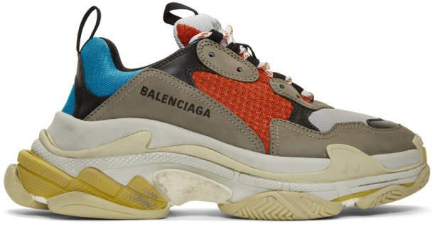 Balenciaga - Multicolor Triple S