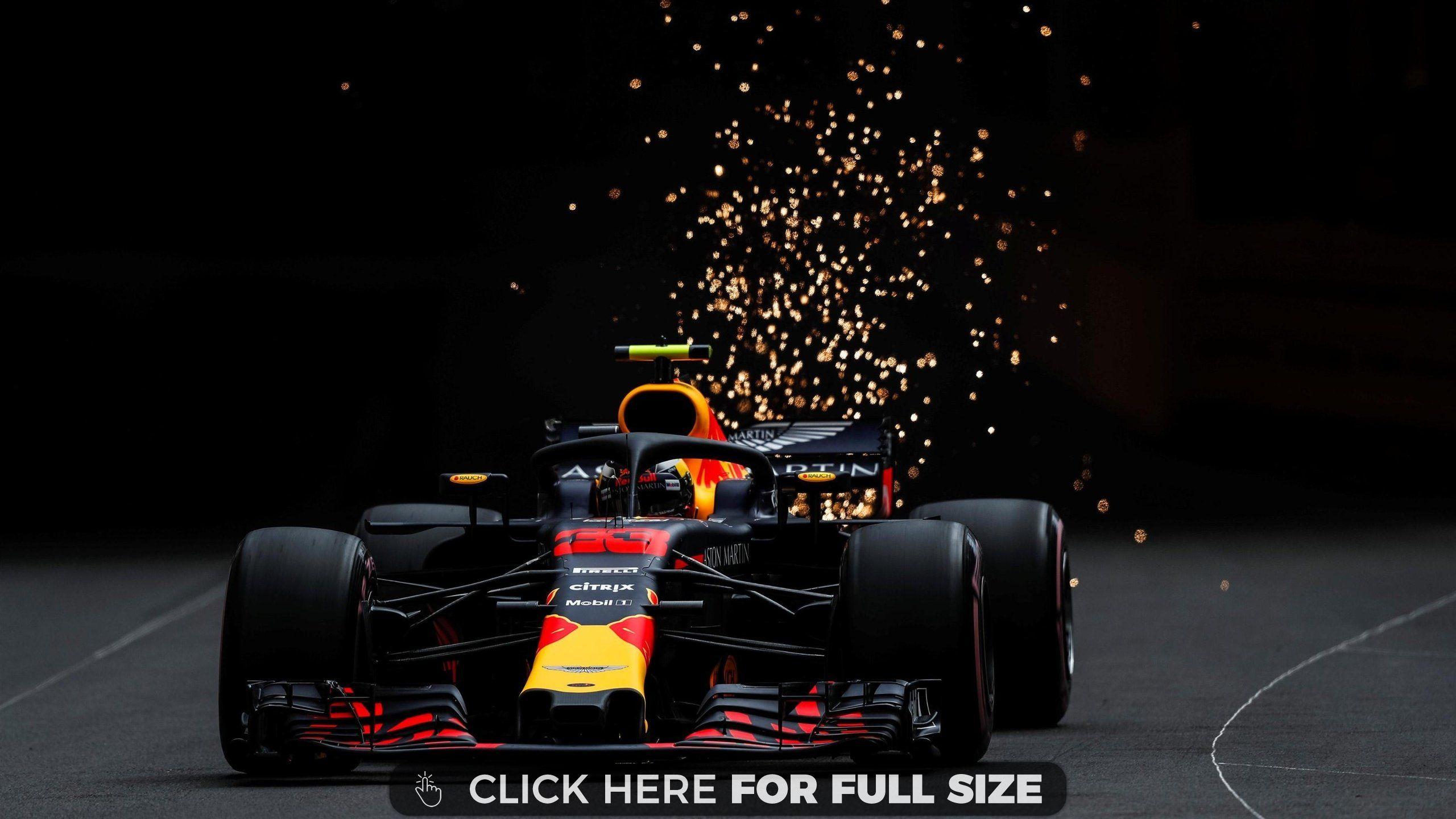 Monaco Gp Max Verstappen Hd Wallpaper Red Bull Racing Formula 1 Wallpaper F1 Wallpaper