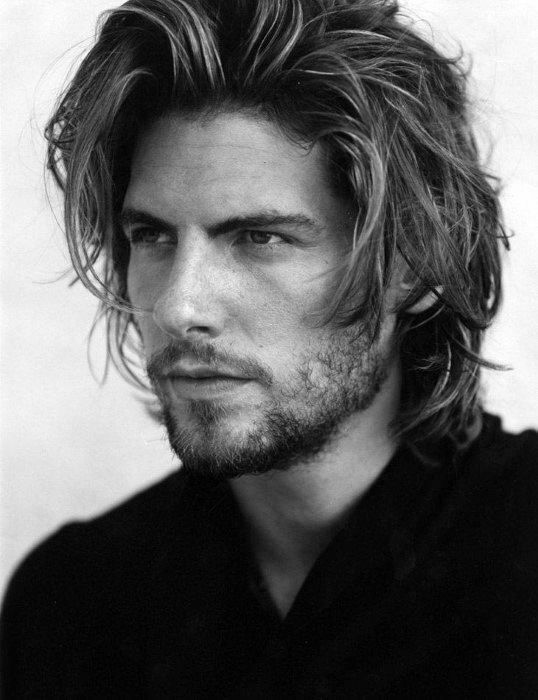 Exceptional Flow Hairstyle For Men   40 Masculine Hockey Haircuts