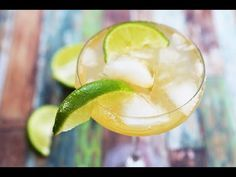 How to make the PERFECT margarita! This is the best margarita recipe EVER! My husband spent years perfecting this delicious tequila cocktail. You will never need another margarita recipe again!