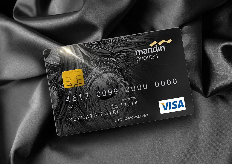 Pin Di Credit Cards