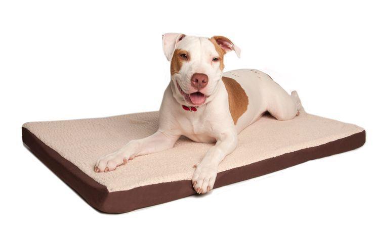 Comfort crate memory foam dog bed memory foam dog bed