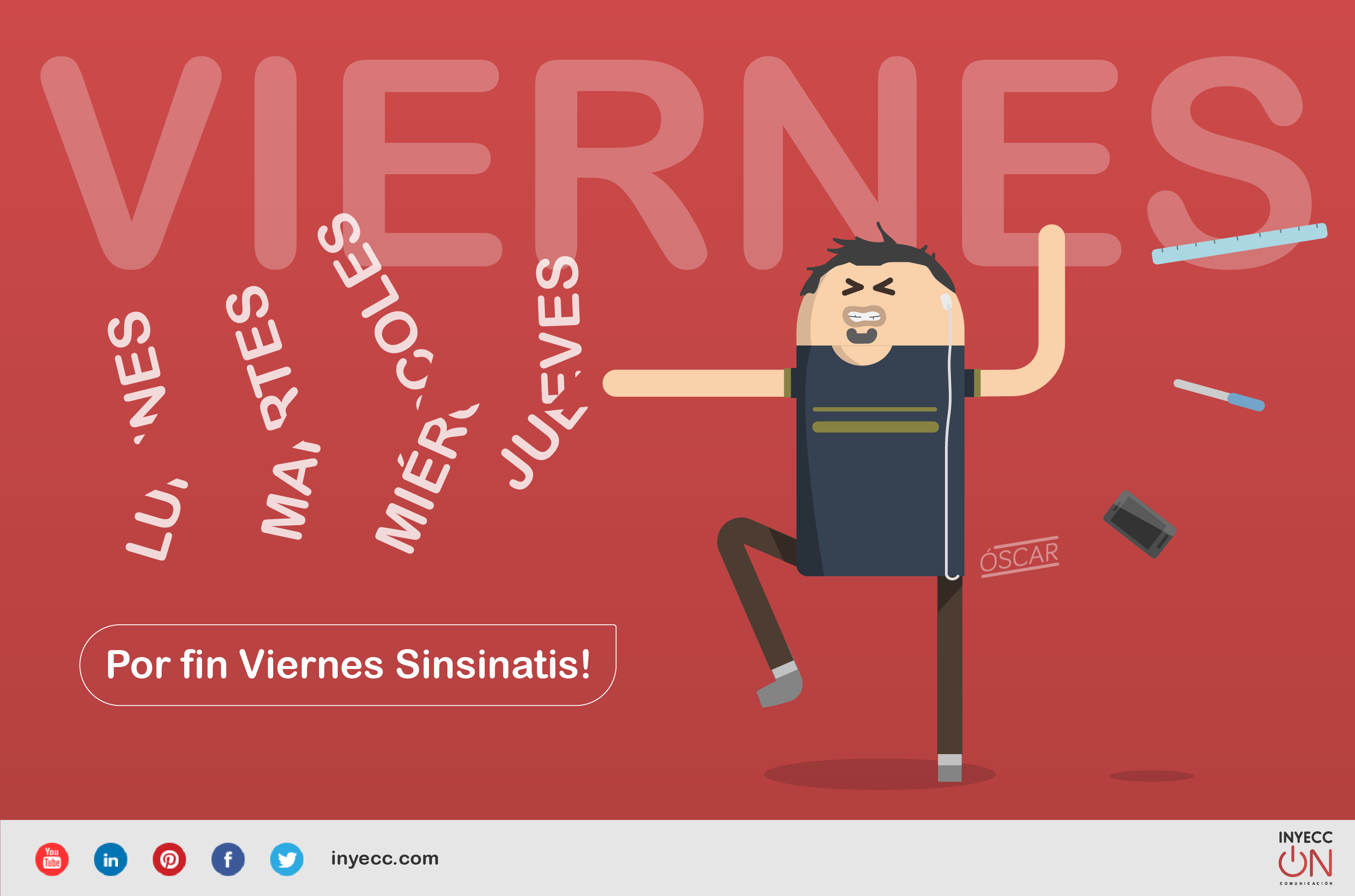 ¡Feliz viernes! #friday #happyfriday #viernes #felizviernes #diseño #ilustración