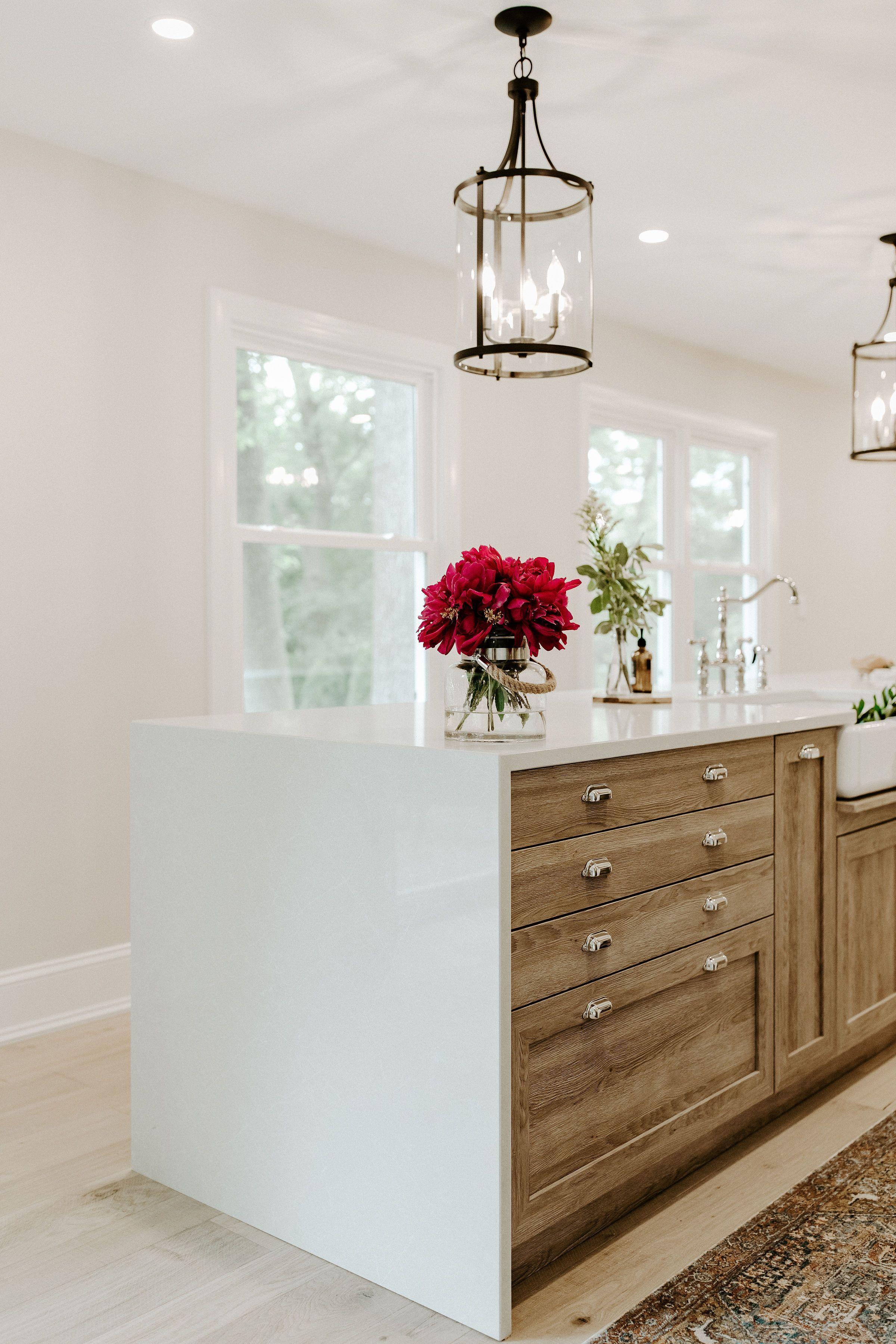 Cove Chris Loves Julia Door For Sektion Wood Interior Design Natural Wood Kitchen Natural Kitchen Cabinets
