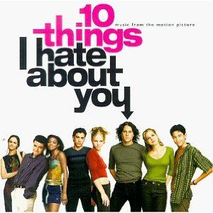 """10 Things I Hate About You,"" by far my favorite ""teen movie."" I loved Heath Ledger after watching this movie."