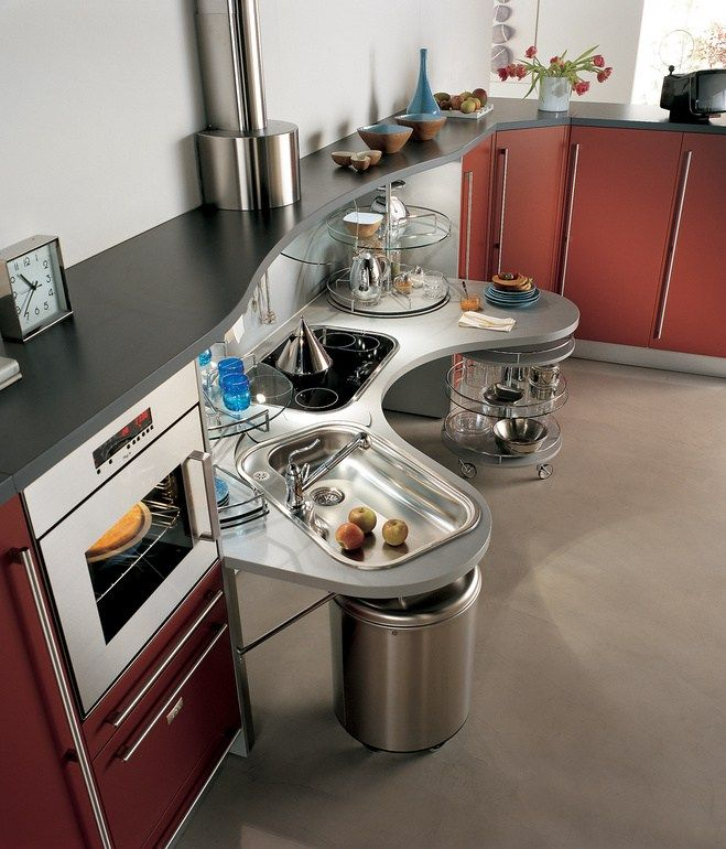 Universal Design Kitchen Cabinets: Marry Style And Function In Universal Design Kitchens
