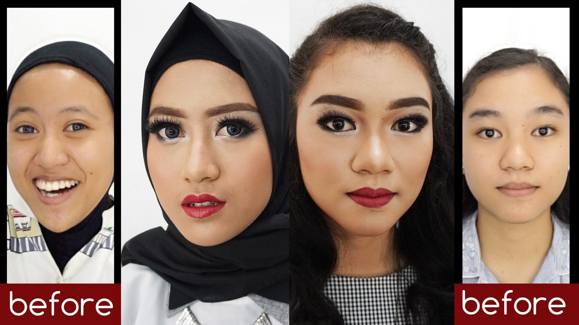 Tutorial Makeup Natural Untuk Pesta Photoshoot Dengan Sentuhan
