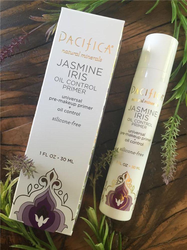 PACIFICA JASMINE IRIS OIL-CONTROL Make-Up PRE-FOUNDATION PRIMER Natural VEGAN in Health & Beauty, Make-Up, Face | eBay