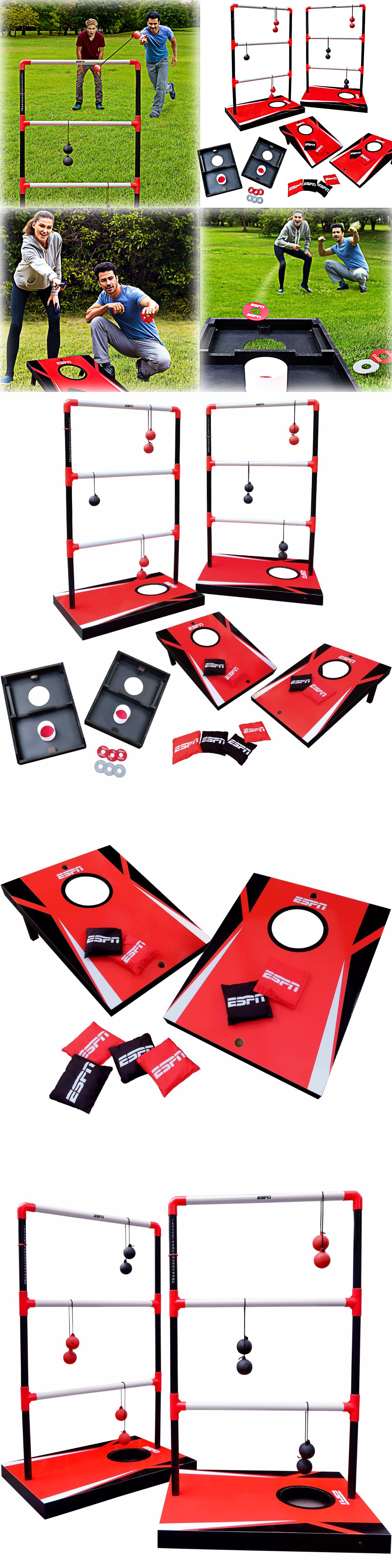 other backyard games 159081 outdoor game set 3in1 toss combo