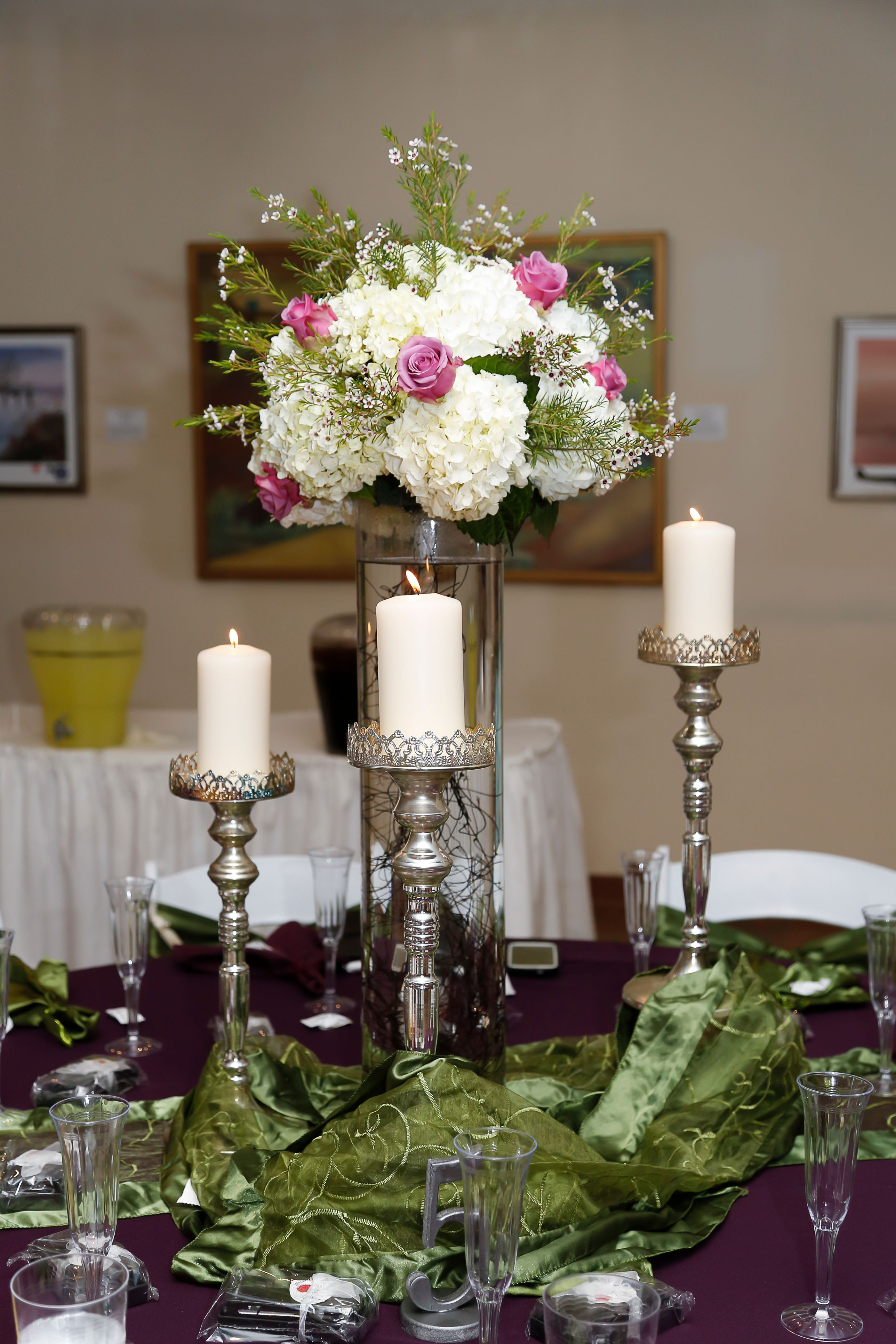 Wedding centerpieces Wedding planning guide, Wedding