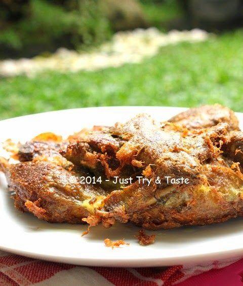 Ayam Goreng Tulang Lunak Andai Anda Bisa Turut Mencicipinya Makan Malam Resep Makanan Asia Makanan Dan Minuman