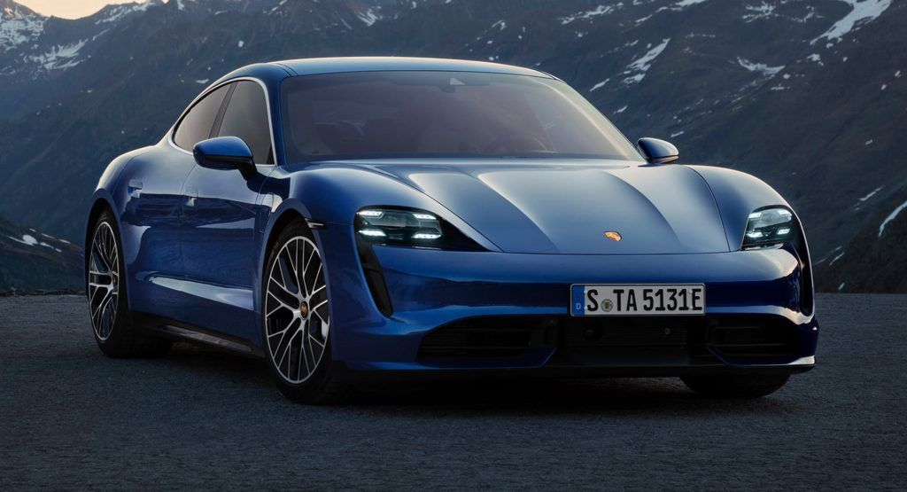 2020 Porsche Taycan Turbo Gets A Disappointing EPA Range Of 201 Miles