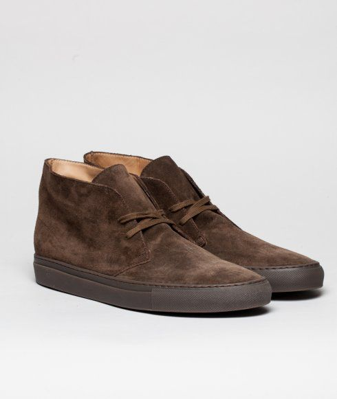 Common Projects - Suede Standard Chukka