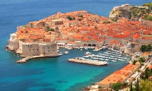9 Day Tour Of Croatia W Air From Keytours Vacations Price Per Person Based On Double Occupancy Buy 1 Groupon Person Croatia Tours Day Tours Dubrovnik