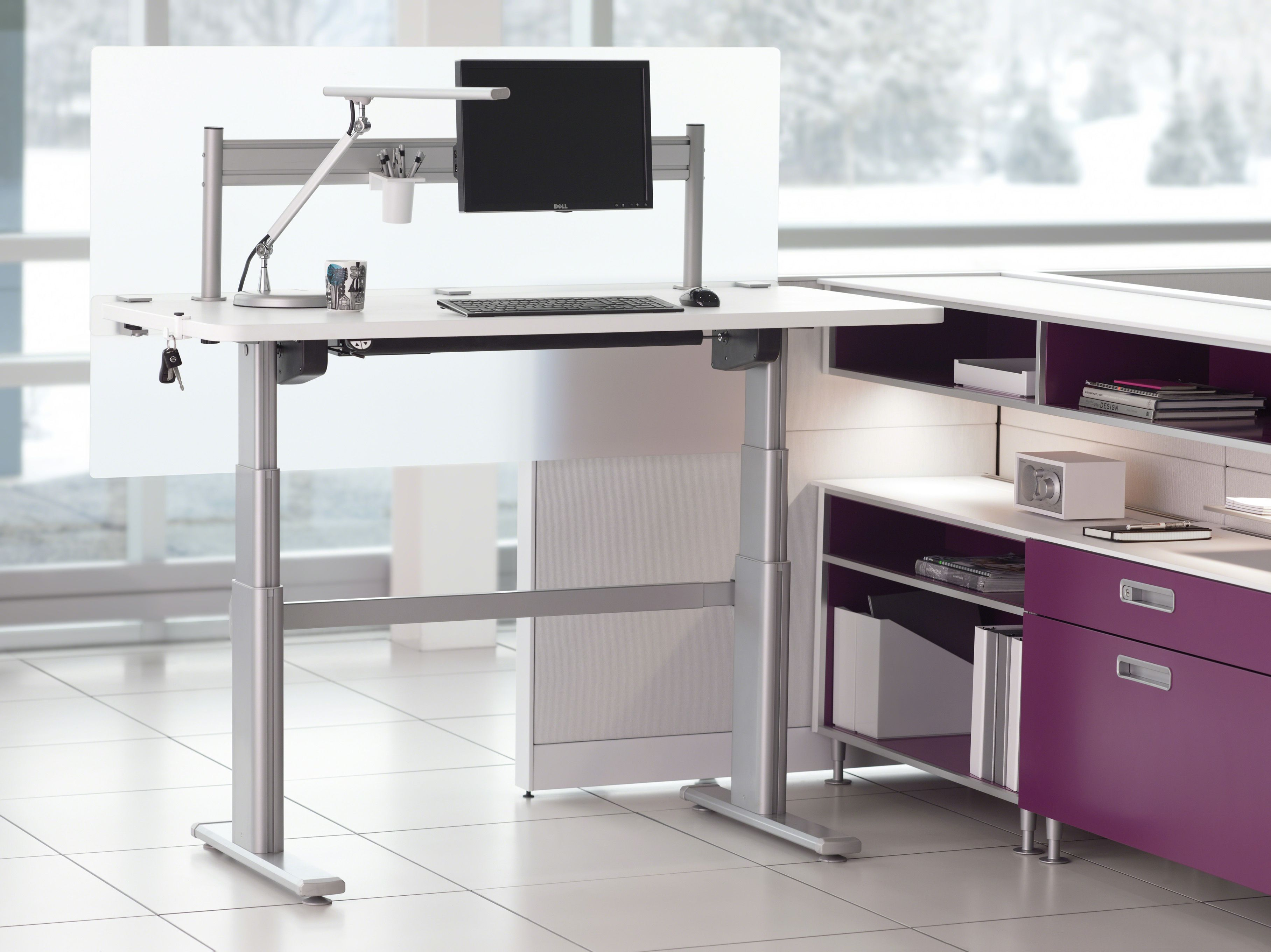 Series 5 by Steelcase Wellbeing at Work Pinterest