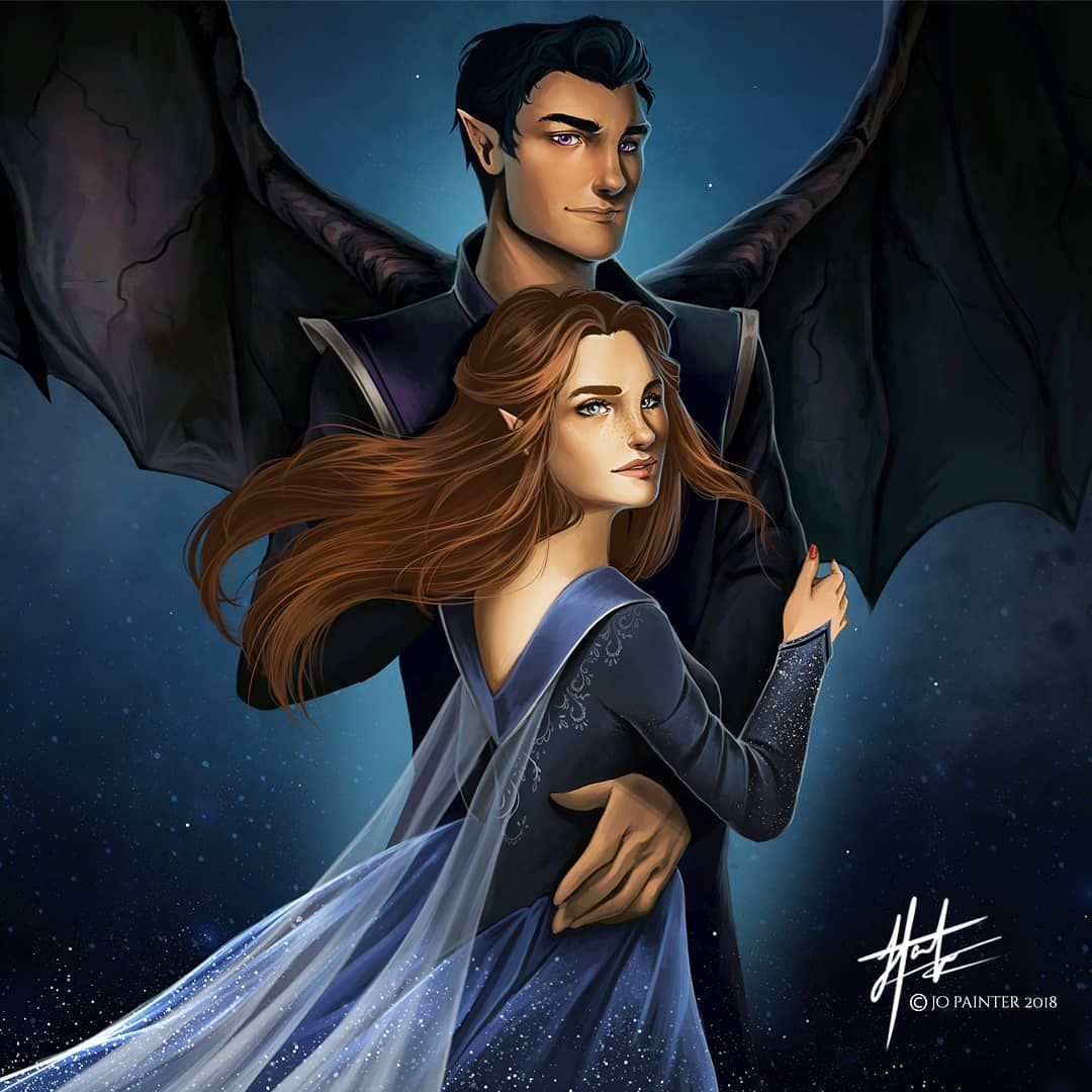 Rhys And Feyre Design For Wickandfable Latest Candle Labels Head
