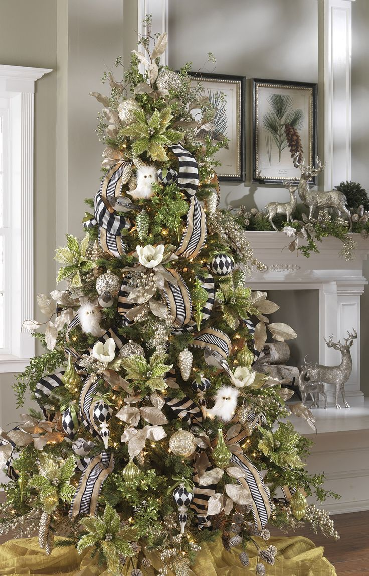 RAZ Imports 2015 - Natural Elegance 1 Tree | Christmas trees ...