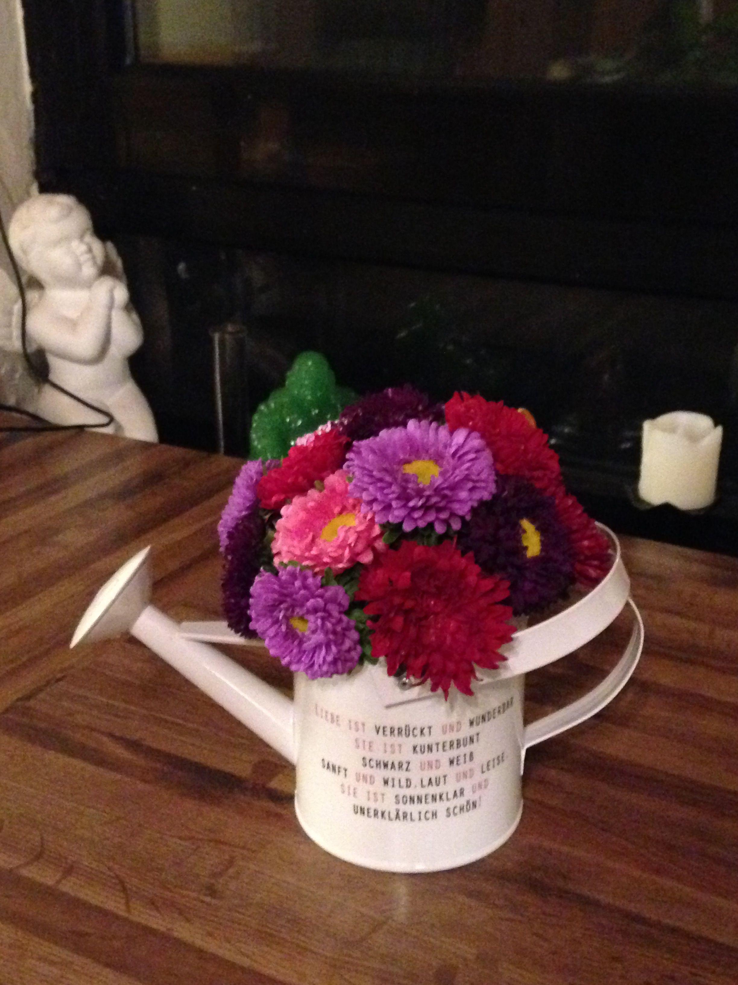 Finde sen Pin und vieles mehr auf Hochzeitsgeschenk Kieskanne von fregecrados