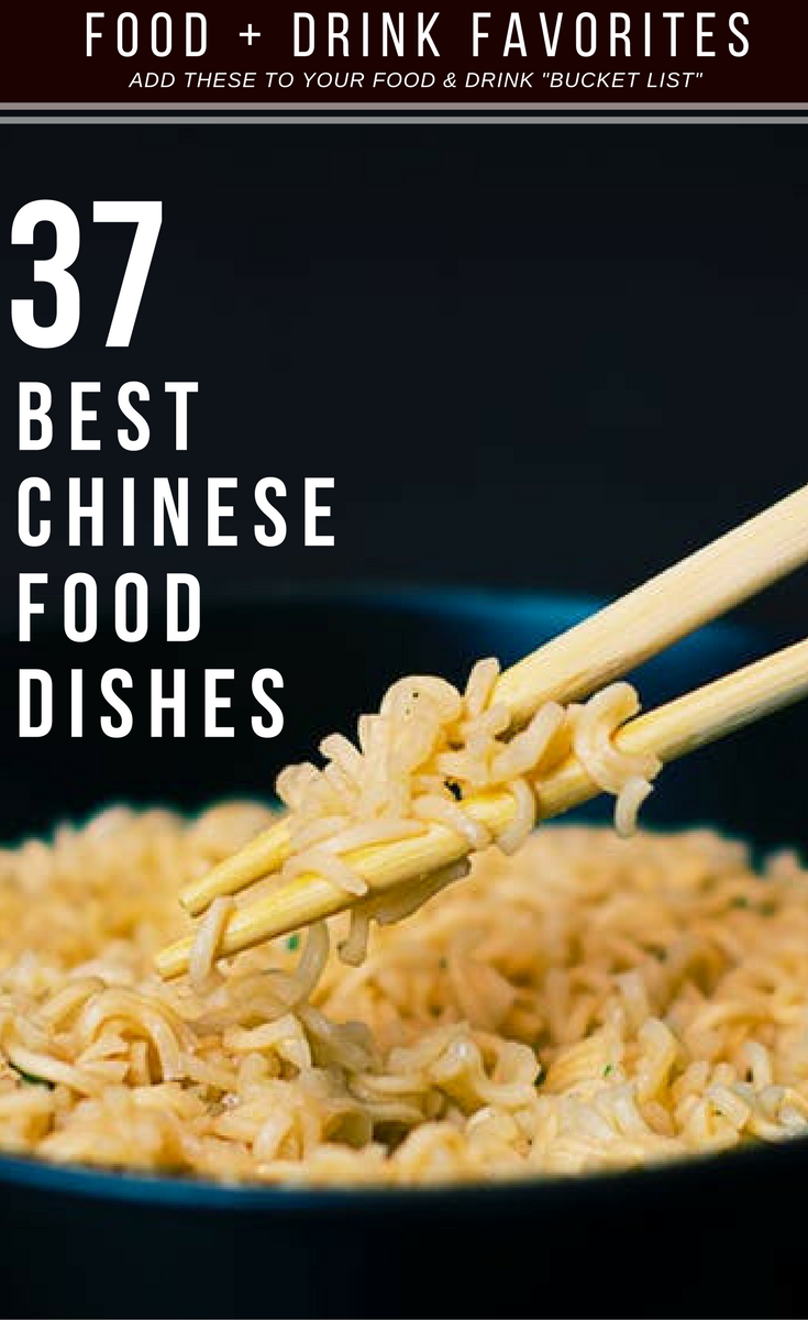 The Most Cravable Chinese Food Dishes Chinese Dishes Recipes Food Best Chinese Food Dishes