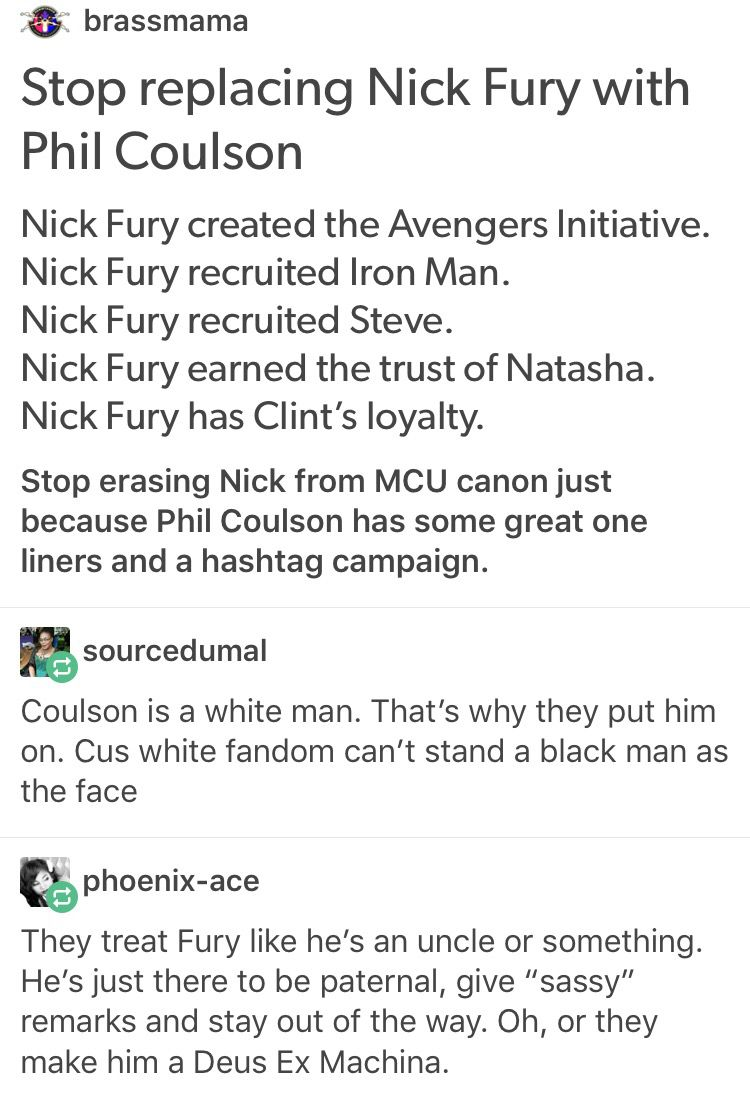 Nick fury director fury marvel mcu avengers Phil coulson ...