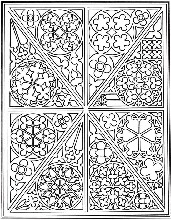 elegant printable adult coloring pages - photo#13