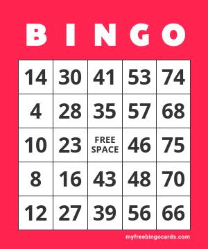 Free Printable And Virtual Bingo Cards Bingo Cards Bingo Card Generator Bingo Cards Printable
