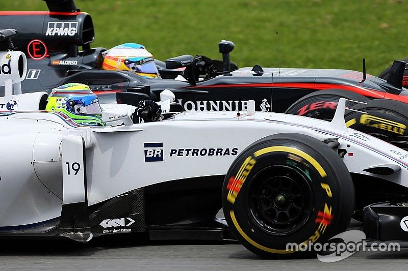 Massa says Formula 1 is dangerous enough