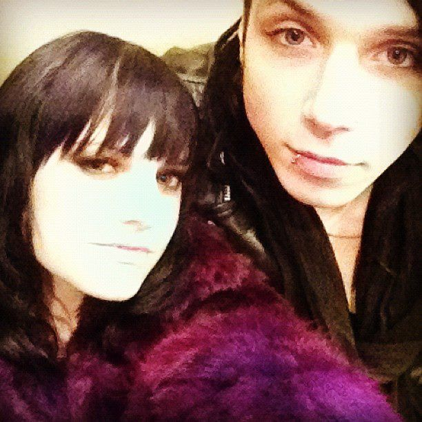 Andy and Juliet