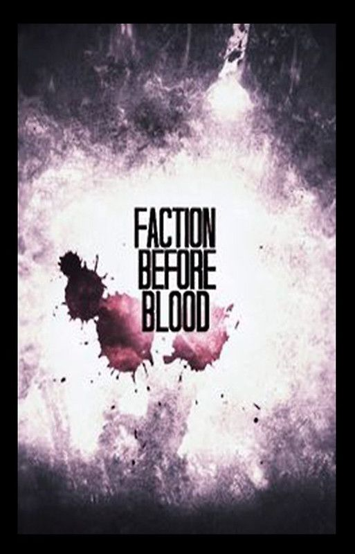 Faction Before Blood-Iphone Case