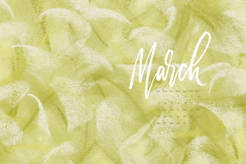 Free Calendar: March 2017  http://typeandgraphicslab.com/blog/2017/free-calendar-march-2017
