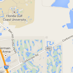 Florida City Map Boundaries.Estero Fl Boundary Map And Geodata For The Cdp Of Estero In