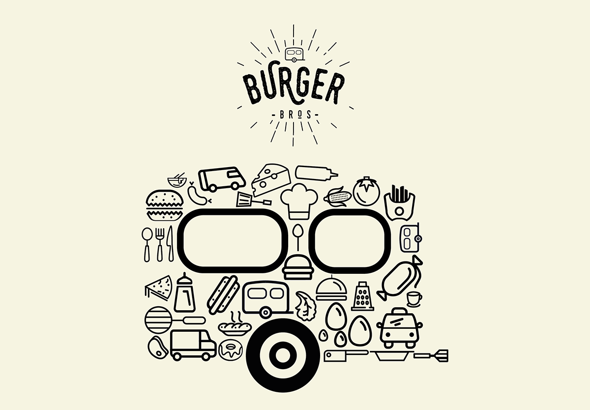 Burger Bro's food truck are touring the UK and need a new