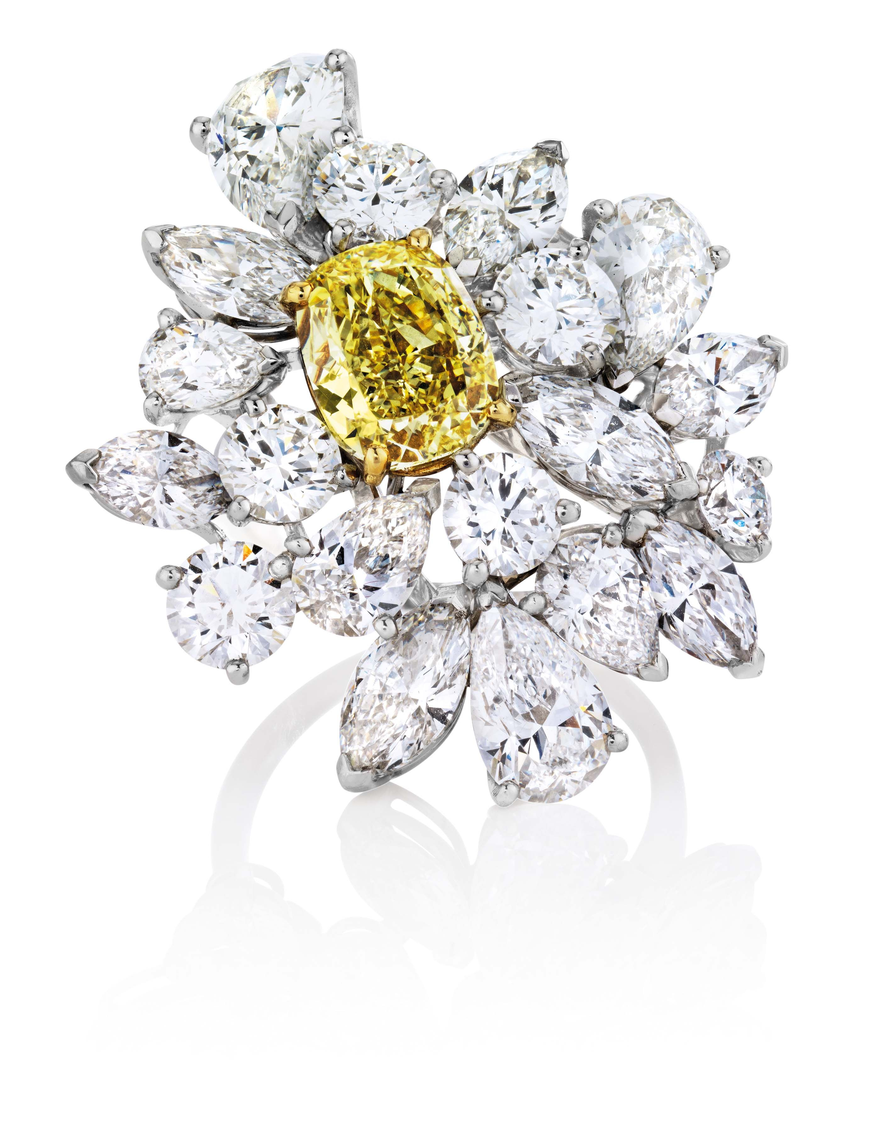 De beers diamonds lights up the world with rare gems and talent for