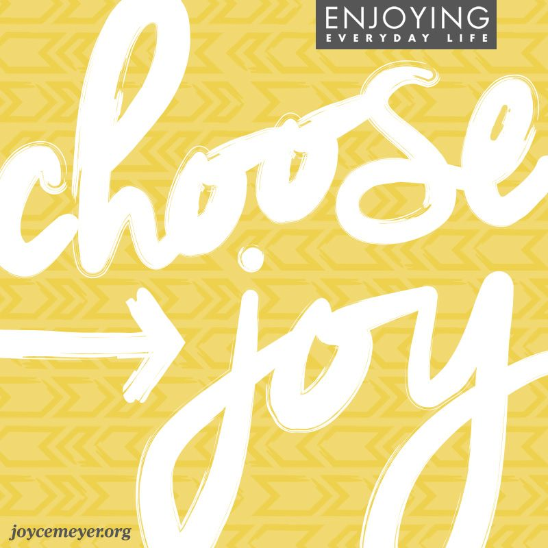 Pin By Kathleen Riley On Joyce Meyer Quotes Joyce Meyer Ministries Joy Verses Unspeakable Joy