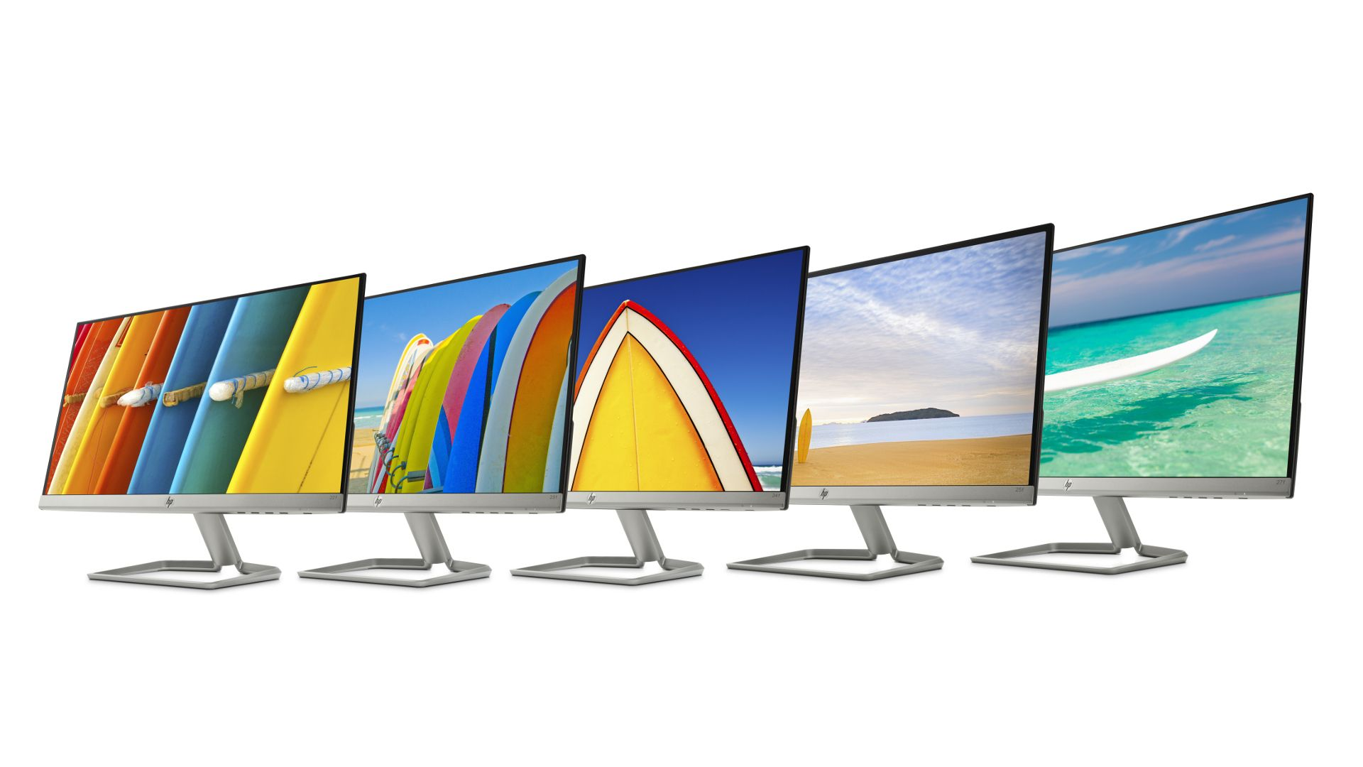 HPs new monitors aim for smooth gaming without lighting up your wallet