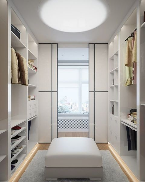 Fantastic luxury closets for your Master Bedroom