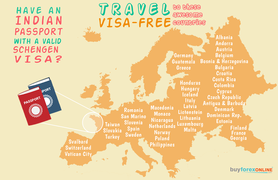 Grab The Best Forex For Travel Because Visa Free With Indian Pport Uk They Offer Online